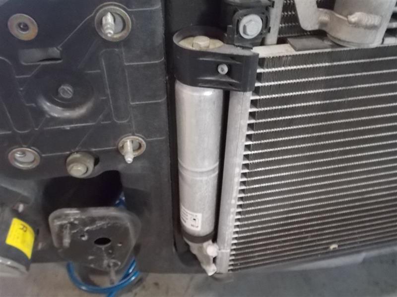 BMW ミニ R50 エアコン修理
