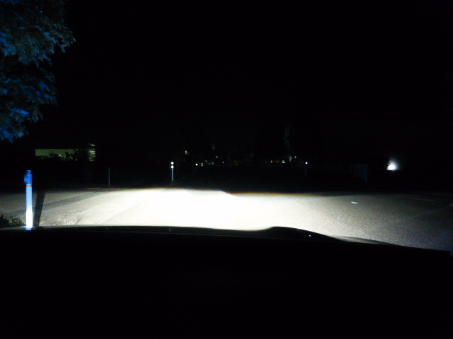 ヘッドライト ハイトコントローラー取り付け