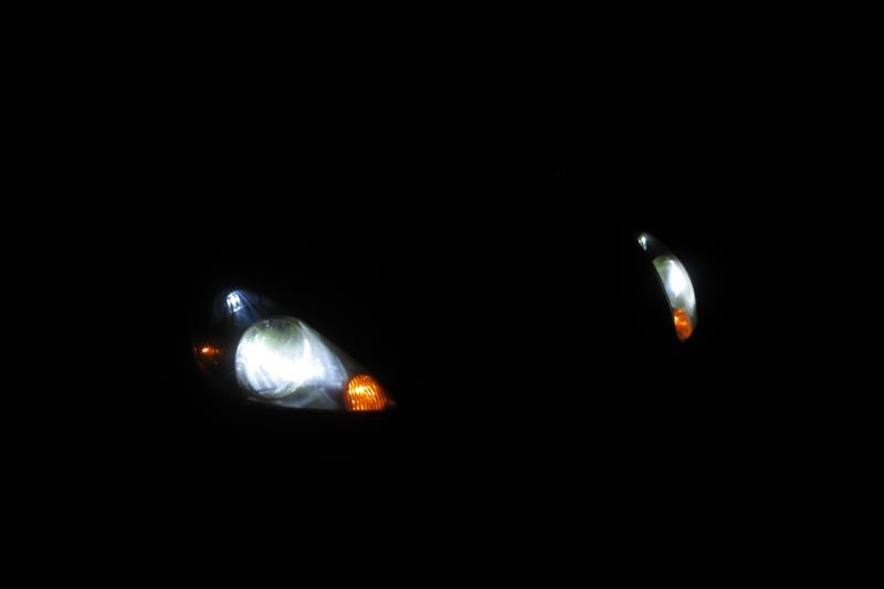 ヘッドライト&ポジション LED化♪ その2