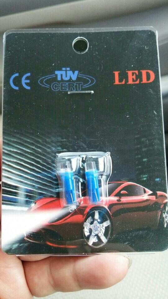 T5のシフトゲージランプを LED化!