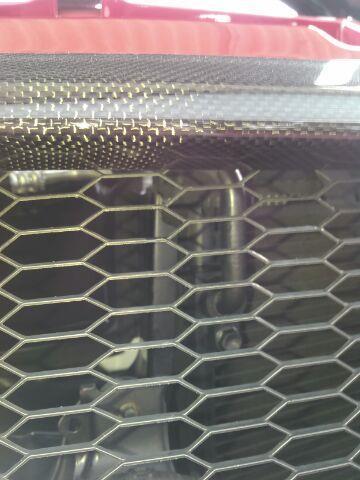 エアコン高圧ホース塗装