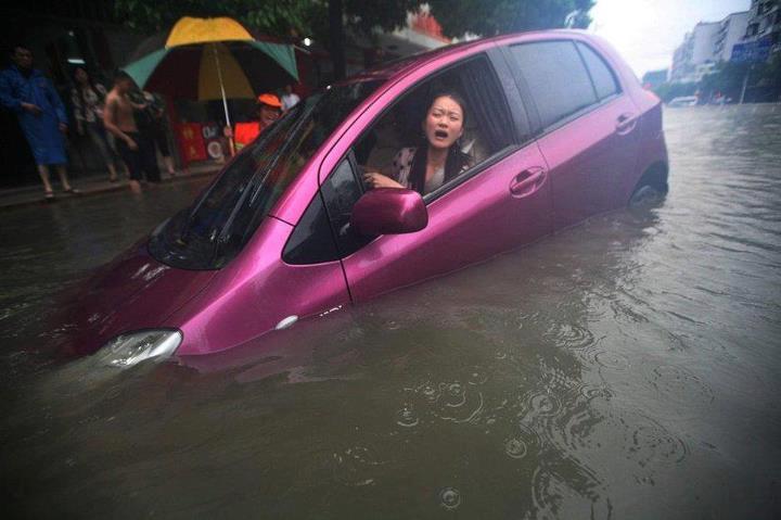 車が水没した時の対処法(ks流)