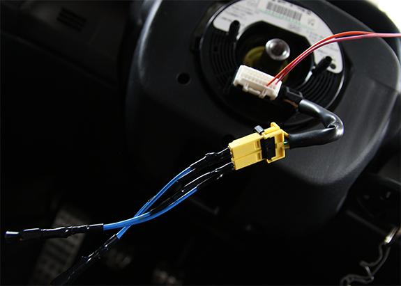 ホンダ・シビック・タイプR FD2 ステアリングホイール交換 ワークスベル ユニバーサルハブキット エアバッグ・キャンセラ