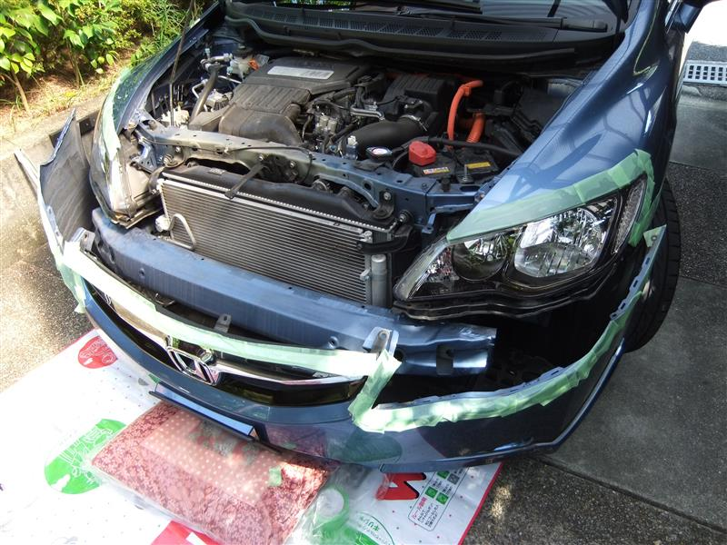 BMW風LED