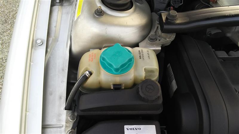 冷却水エクスパンションタンクキャップ