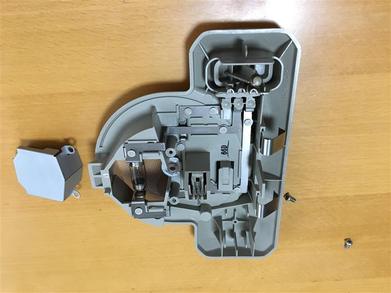K12マーチ マップランプLED化