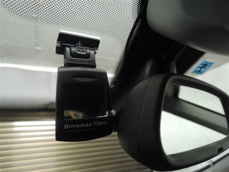 ドライブレコーダー再取付(奮闘記)