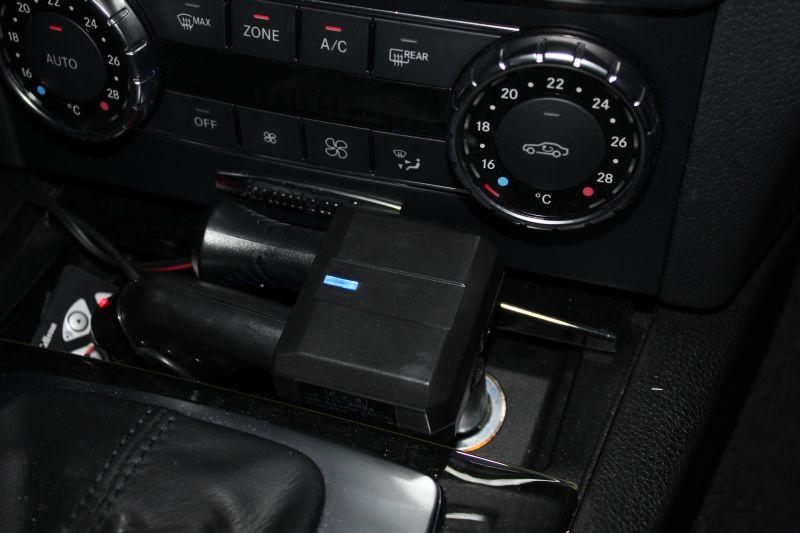 ドライブレコーダー&レーダー探知機取付け