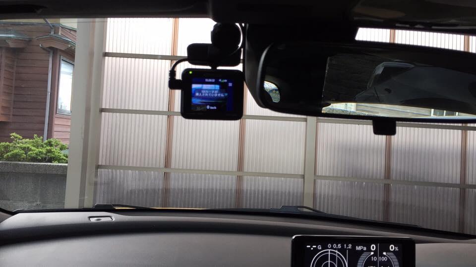 KENWOOD DRV-325 ドライブレコーダー