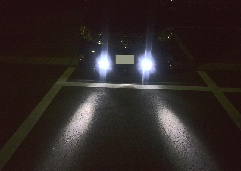 デイライト LED交換