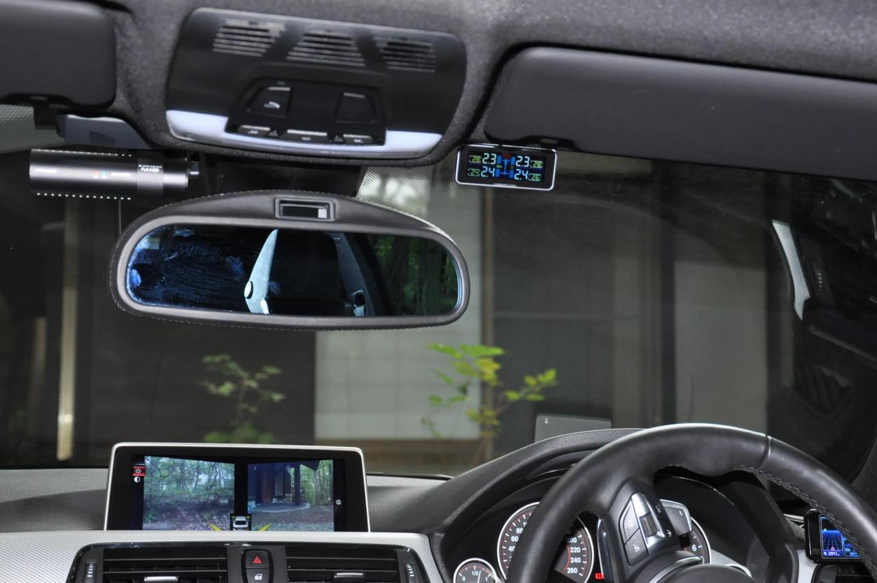 TPMS タイヤ空気圧モニタリングシステム (新規交換)
