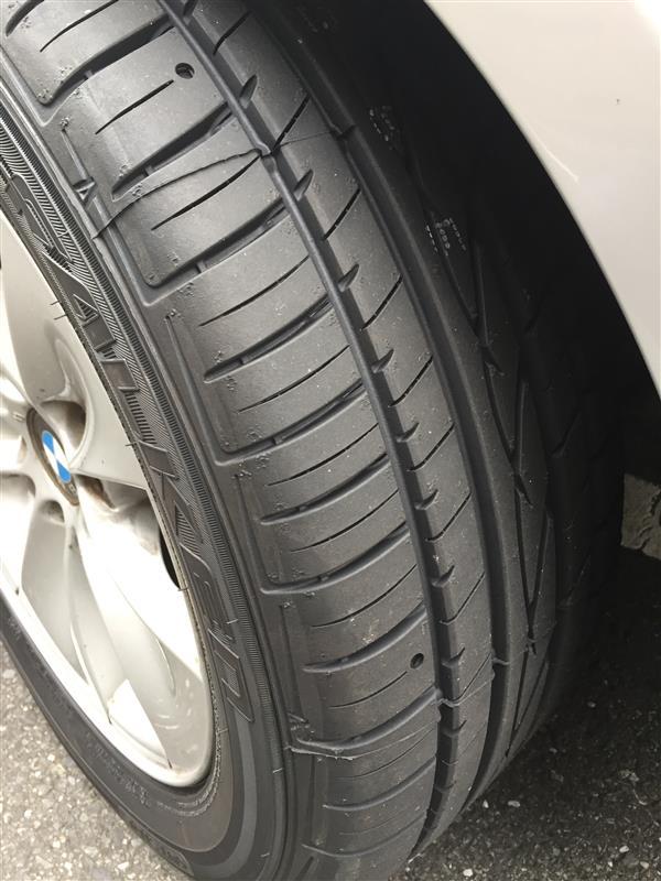 タイヤ交換 FALKEN ZIEX ZE912