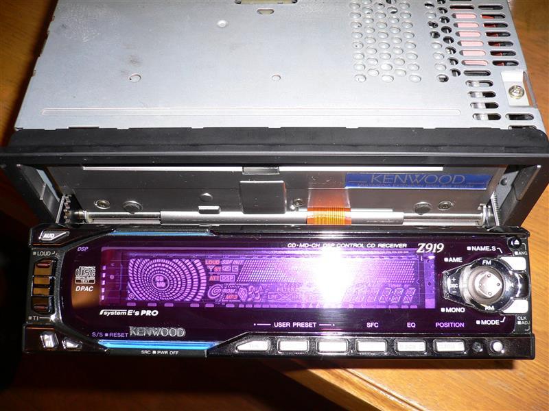 MZ929とZ919のプリントケーブル