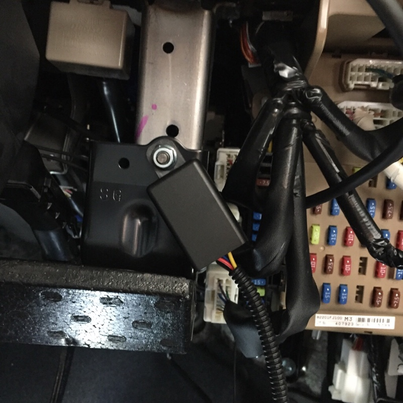 ポジションライトにデイライト機能とウェルカムライティング機能を追加する件。その3