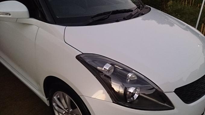 洗車&ブリスX