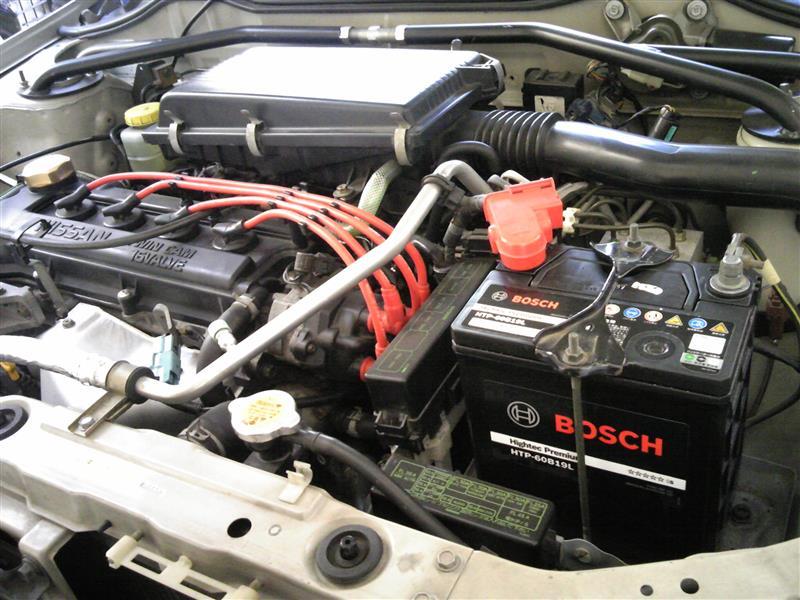 バッテリー交換 BOSCH HTP 60B19L