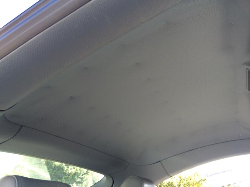 天井内張り補修