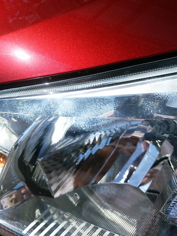 ダイハツ・ムーヴの洗車をしました!