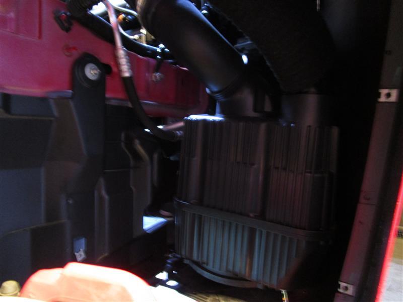 ジュリエッタQV-TCTにカーボンボックスエアクリーナーをお取り付け!