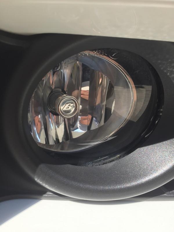 フォグランプ LED(BELLOF Sirius BOLDRAY Neo)