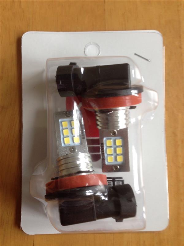 フォグランプ LED
