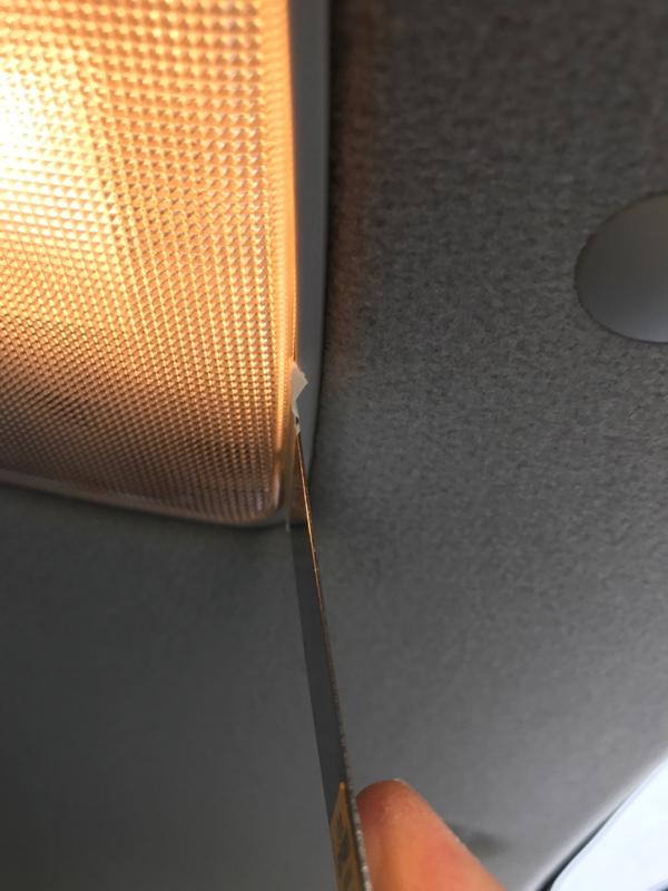 ルームランプ  LED化②