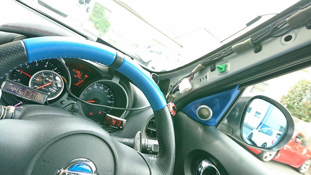 インテリアグレードアップ計画~ピラーメーター改修Ver 5 そのに~