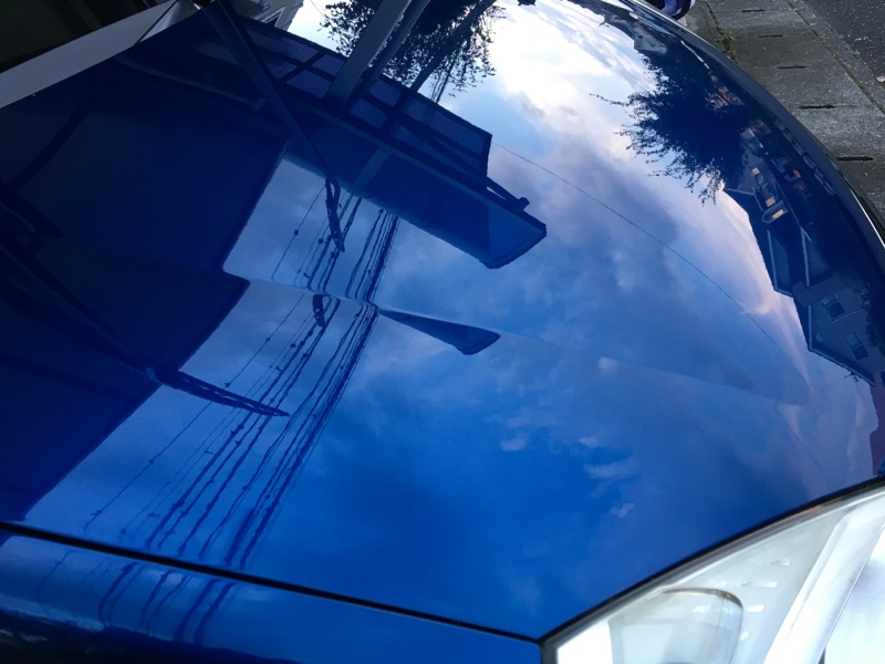洗車(2016年-117回目)。