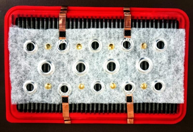 GTK stage01-3種の神器-ノーマルBOXタイプの取り付け