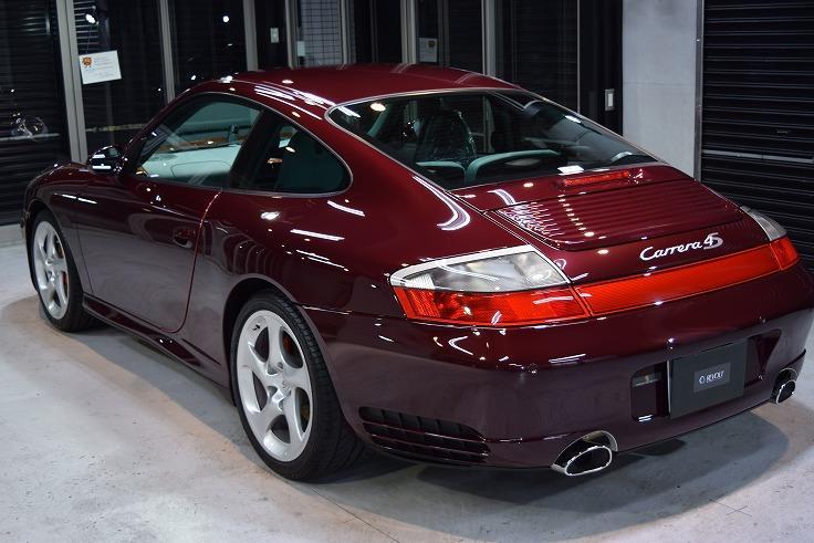 「9年経っています」ポルシェ 911(996)のガラスコーティング【リボルト神戸】