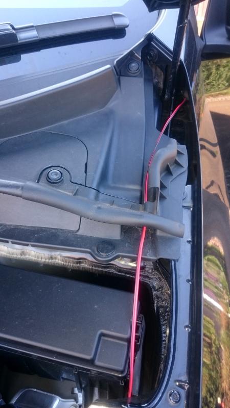 LEDテープの常時点灯への変更