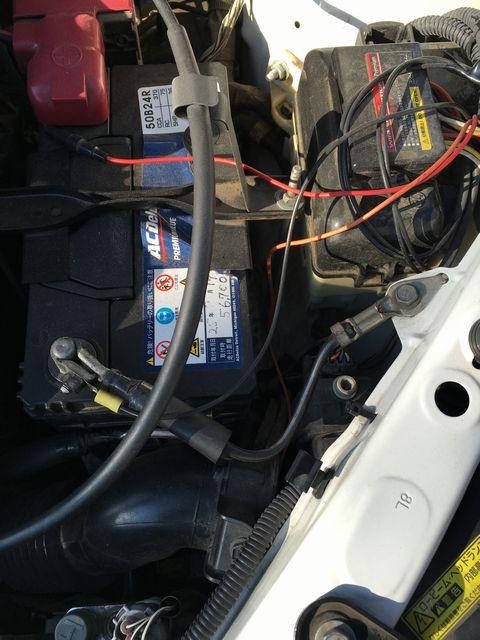WIRE,ENGINE,NO.3 交換