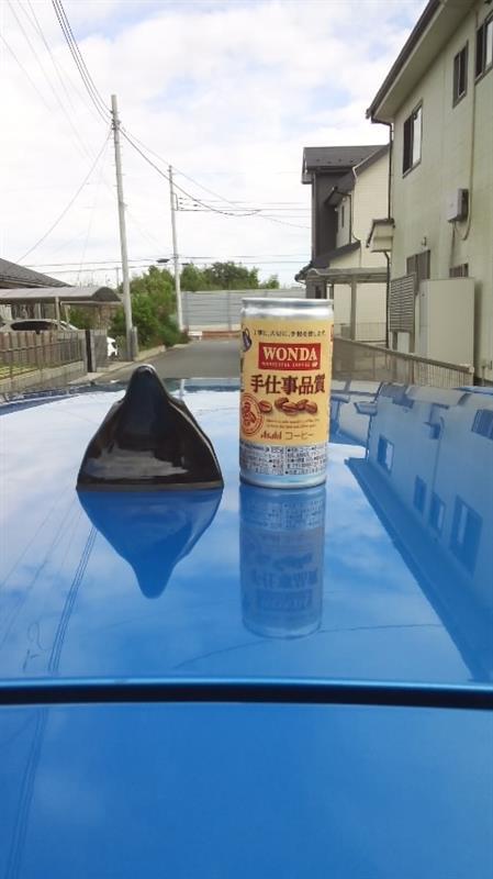 年に1度、ボディを徹底洗車しました(^_^)