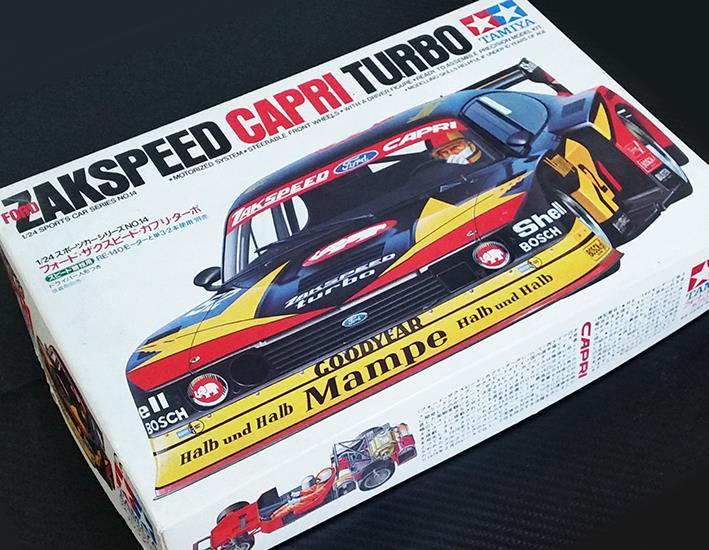 1/24 フォード・ザクスピード・カプリ・ターボ