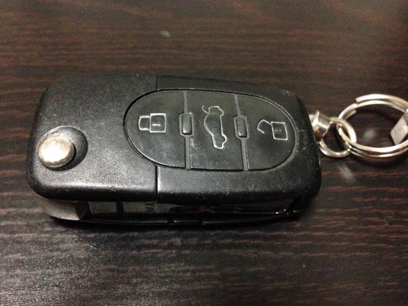 キーボタン交換