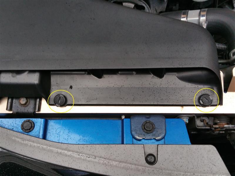 フロント LEDウインカー & LEDポジションランプ 交換