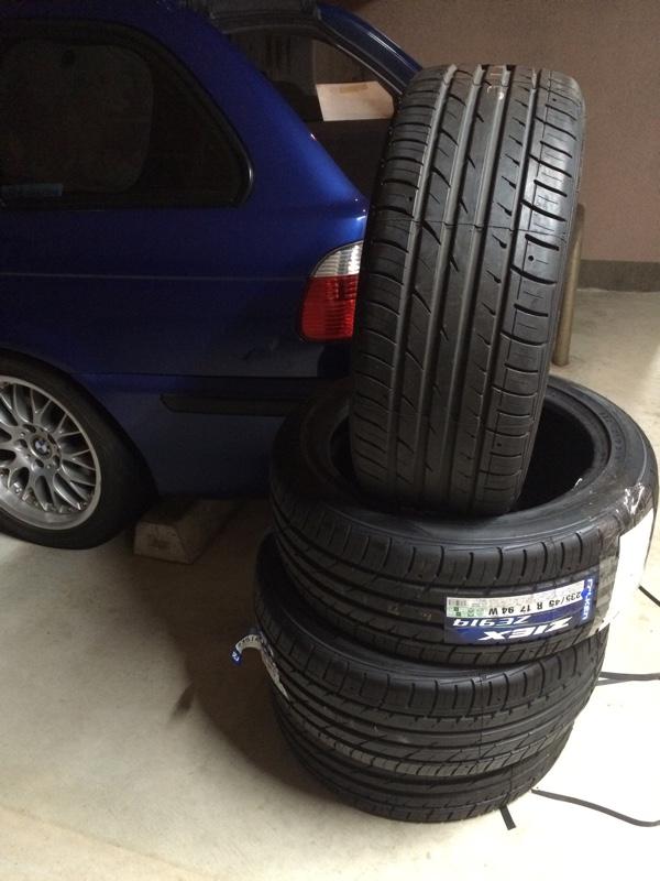 タイヤ購入