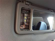 レガシィツーリングワゴン ルームランプのLED化のカスタム手順2