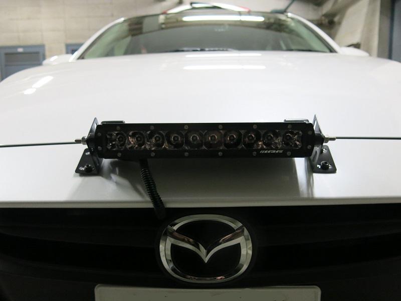 【12,500km】 LEDライトバー 611FJ