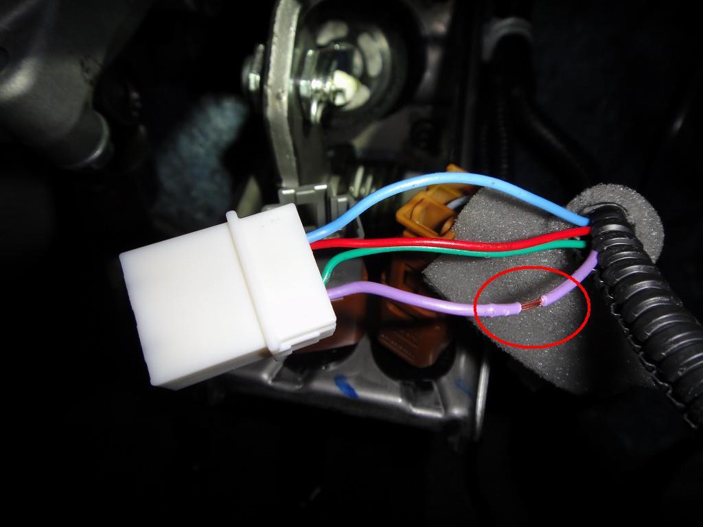 【C27】ブレーキペダルを踏まずにエンジンをかける②