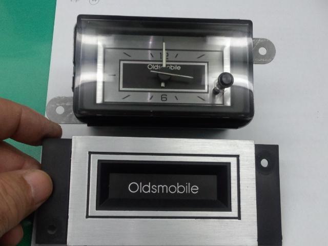 時計の取付