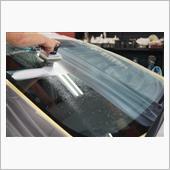 消臭作業・F強力ガラス撥水施工完了です^^の画像
