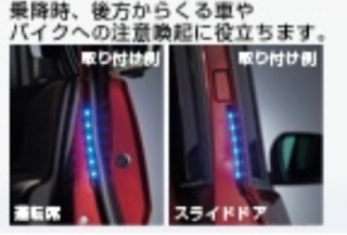 【C27】セーフティイルミネーション(運転席)
