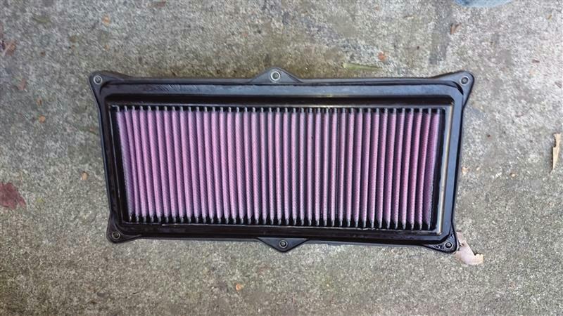 K&Nフィルター 33-2425 Acura RL,Honda Legend 用