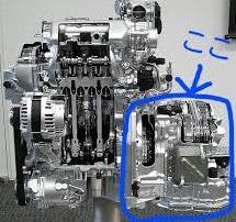 しかしその後同様の滑りとCVTユニットからの異音を確認。メーカークレームでCVT ASSY交換となりました。デフも含めた駆動部分一式すべてを交換しました。<br />