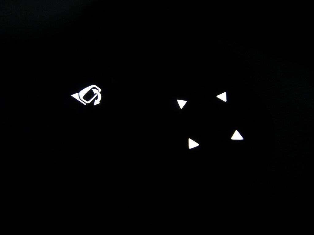 【C27】ドアミラースイッチLED打ち換え②