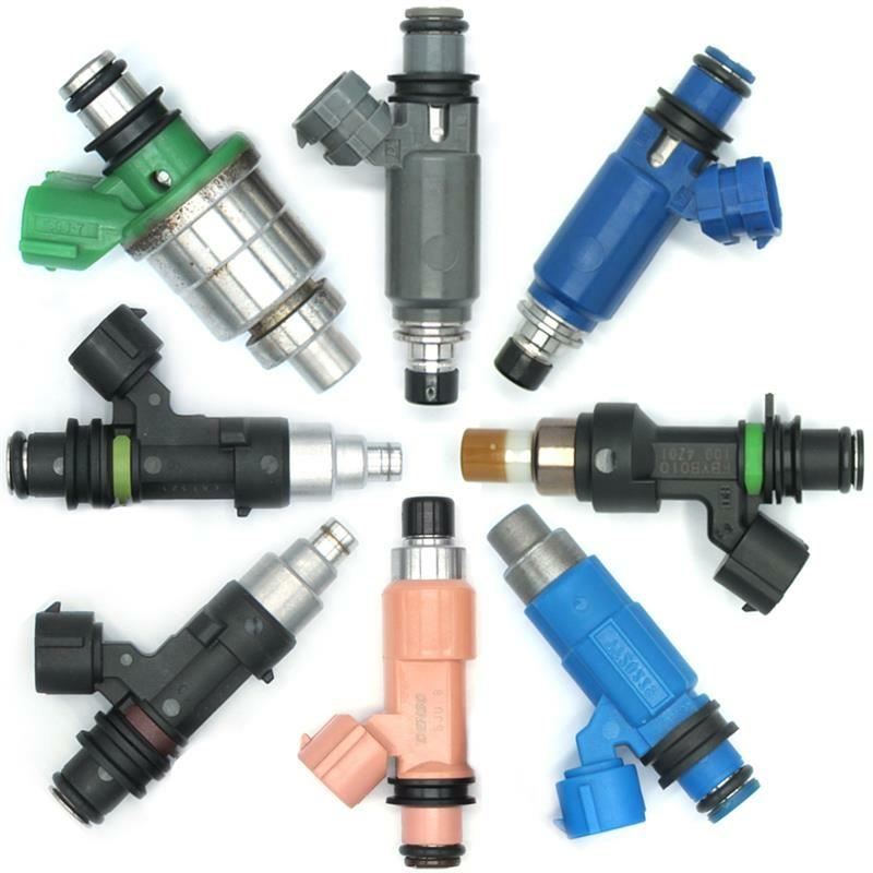 新規格K6A用純正流用インジェクター考察