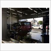 いつものネッツ店で2年目の12ヵ月法定点検<br /> 今回は、エンジンオイル交換だけやって貰って全部で代金¥13060。