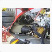 speed carbon カーボンヘッドライトケース