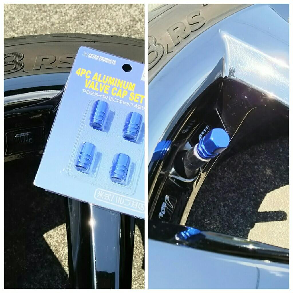 春到来!タイヤ交換しました。